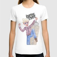 hetalia T-shirts featuring The Empire State by Rofley