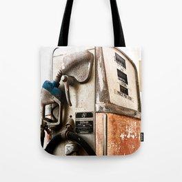 Ye Olde Pump Tote Bag