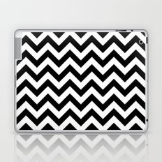 ZIG ZAG WAVES Laptop & iPad Skin
