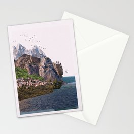 Summer ends tales Stationery Cards