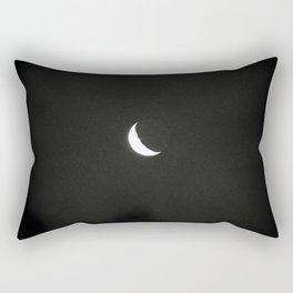 Mourning Moon Rectangular Pillow