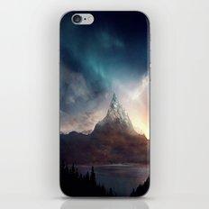 fantasy mountain iPhone & iPod Skin