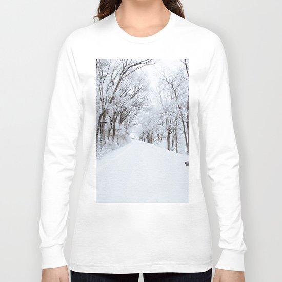 Winter Memories Long Sleeve T-shirt