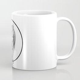 The Fox Running - Animal Drawing Series Coffee Mug