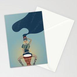 Djembe Bae Stationery Cards