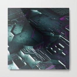 Hangar XVII Metal Print
