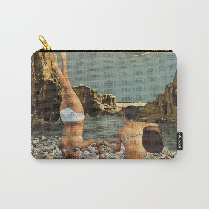 Serenade to Saturn Carry-All Pouch