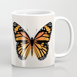 Monarch Butterfly | Vintage Butterfly | Coffee Mug