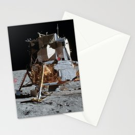 Apollo 14 - Lunar Module Stationery Cards