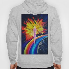 Dancing on the rainbow Hoody