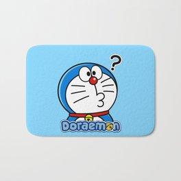 Doraemon COnfuse Bath Mat