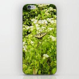 Floral Print 045 iPhone Skin