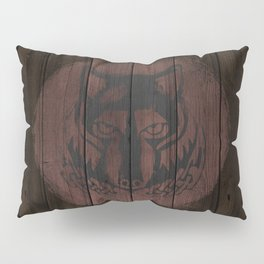 Wolf Shield Pillow Sham