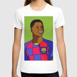 Ansu Fati Wunderkind T-shirt
