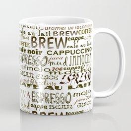 Coffee - In So Many Words Coffee Mug