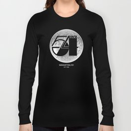 Studio 54 - Discoteque Long Sleeve T-shirt