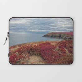 Irish Pomegranate Coast Laptop Sleeve