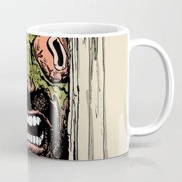 Shining Eye Holes Coffee Mug