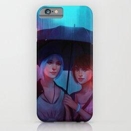 Life Is Strange - Chloe & Max iPhone Case