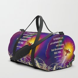 Set Free Duffle Bag