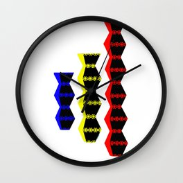 Brancusi Modern Design  Wall Clock