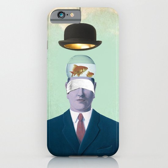 Under the Bowler iPhone & iPod Case