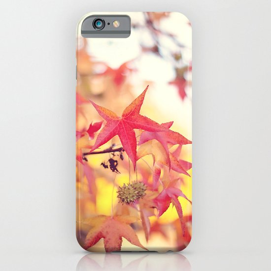 Forever Fall  iPhone & iPod Case
