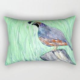 Quirky Fellow Rectangular Pillow