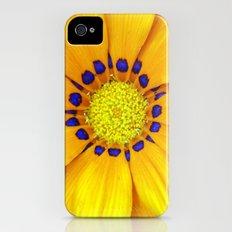 Bright Yellow Slim Case iPhone (4, 4s)