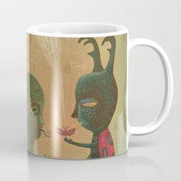 It Won't Be Long (Below the Soil Floor) Coffee Mug