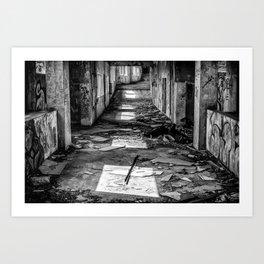 Beautiful Chaos  Art Print