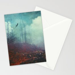 secret dreamland Stationery Cards