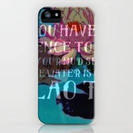 Inspiring Mixture iPhone Case