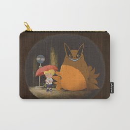My Neighbor Kurama Carry-All Pouch