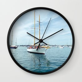 The Madeleine Wall Clock