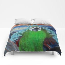 Parrot Scream Comforters