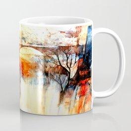 Morning Fog Reflection Coffee Mug