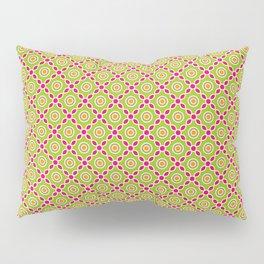 Batik Grompol bright colour Pillow Sham
