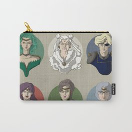 FUTURE SAILOR MOON QUEENS Carry-All Pouch