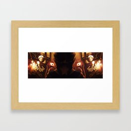 Time for Ceremony Framed Art Print