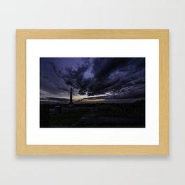 Victor Framed Art Print