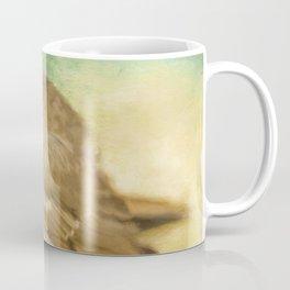 Patiently Waiting - Bird Art Coffee Mug