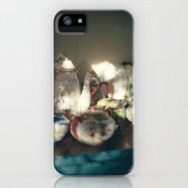 Tea Pot in the Light iPhone Case
