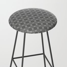 Dots #4 Bar Stool