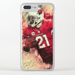 Patrick Peterson Clear iPhone Case