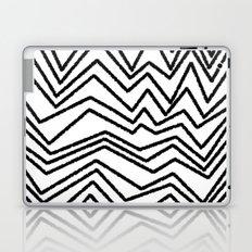 Graphic_Chevron freehand Laptop & iPad Skin