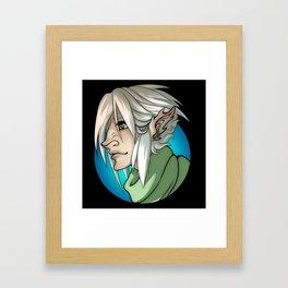 Memory Monster Framed Art Print