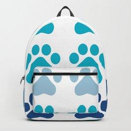 Huellas de gato Backpack