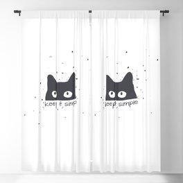 Keep it simple Blackout Curtain