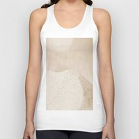 sand Tank Tops featuring sand by  Agostino Lo Coco